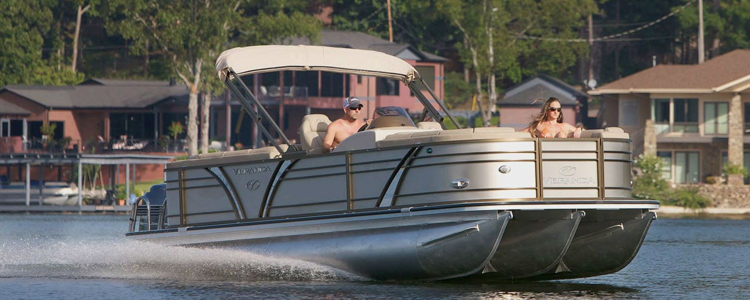 Veranda Pontoon boat sales
