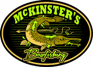 McKinster Bowfishing logo